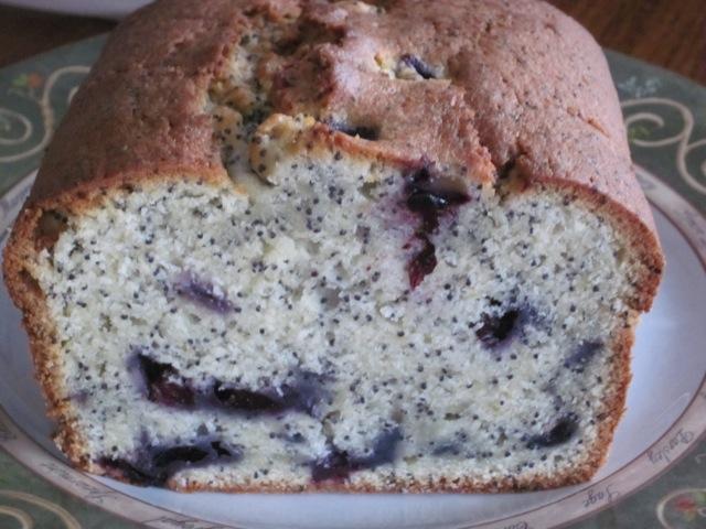 Lemon Poppy Seed Blueberry Cake myfavouritepastime.com_5793