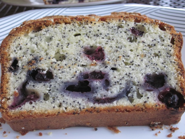 Lemon Poppy Seed Blueberry Cake myfavouritepastime.com_5807