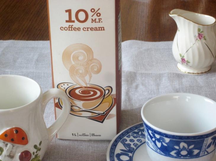 Half and Half Cream myfavouritepastime.com