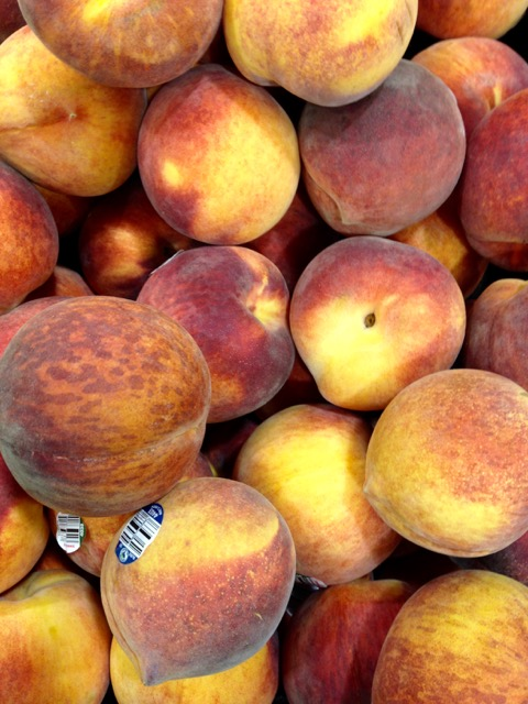 Peach myfavouritepastime.com