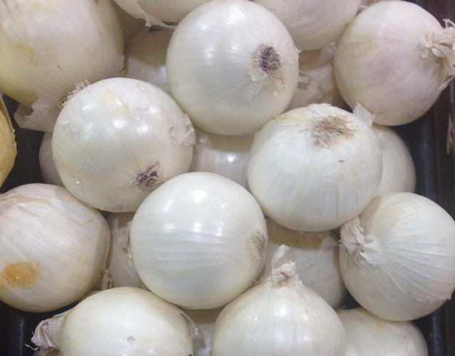 White Onion myfavouritepastime.com