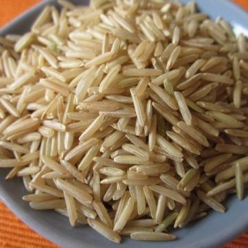 Basmati Brown Rice myfavouritepastime.com