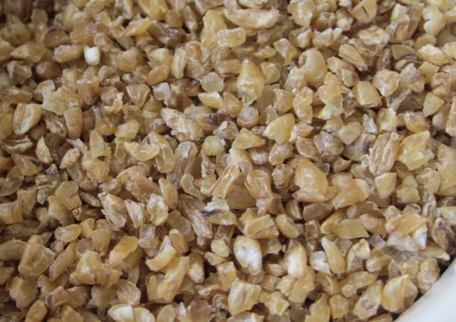 Bulgur Wheat, Medium grain, myfavouritepastime.com