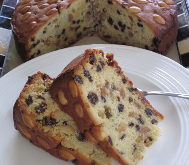 Dundee Cake myfavouritepastime.com