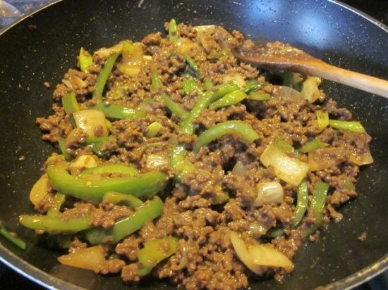 Ginger Beef Stir-fry myfavouritepastime.com