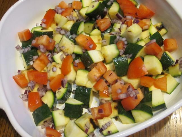 Grilled Zucchini Salad myfavouritepastime.com_6757