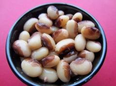 Cooked Yellow Eye Beans myfavouritepastime.com