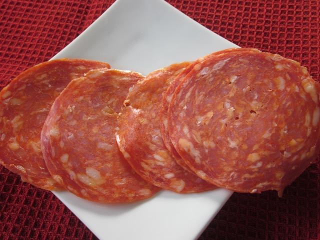 Maestro, Hot Genoa Salami myfavouritepastime.com