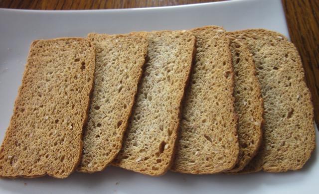 Melba Toast myfavouritepastime.com
