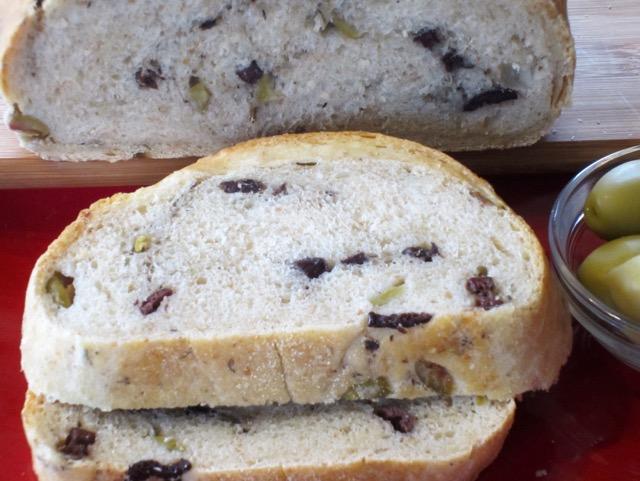 Olive Bread myfavouritepastime.com _4817