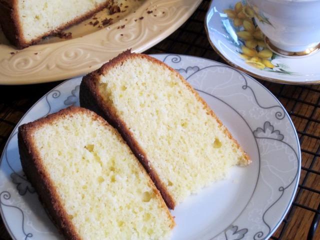 Madeira Cake myfavouritepastime.com