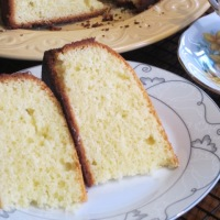 What is Madeira Cake?