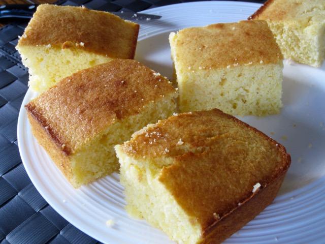 how to make sweet cornbread