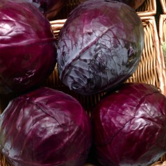 Red Cabbage myfavouritepastime.com