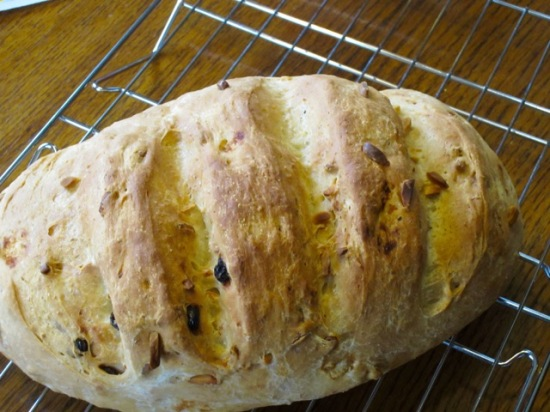 Almond Sultana Bread myfavouritepastime.com_4801