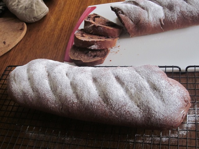 Chocolate and Date Bread myfavouritepastime.com
