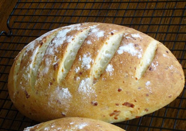 Easy Parmesan Bread myfavouritepastime.com