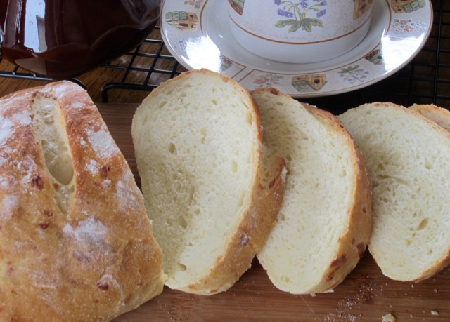 Easy Parmesan Bread myfavouritepastime.com