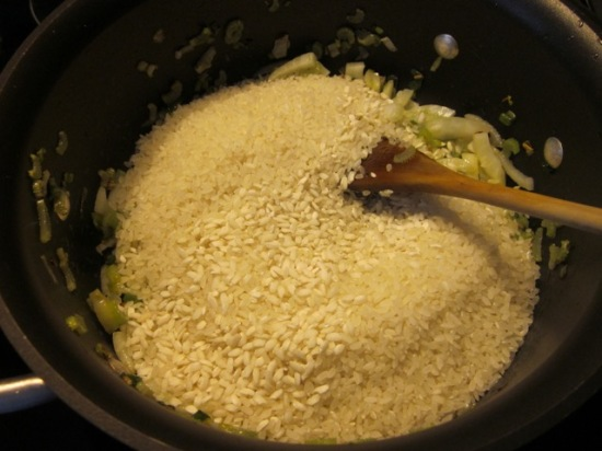 Fennel and Leek Risotto myfavouritepastime.com