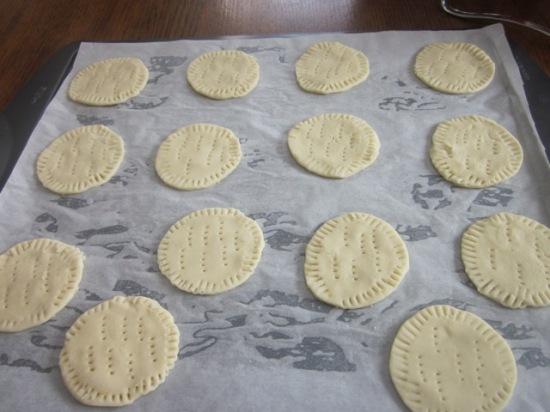 Lemon Butter Cookies myfavouritepastime.com