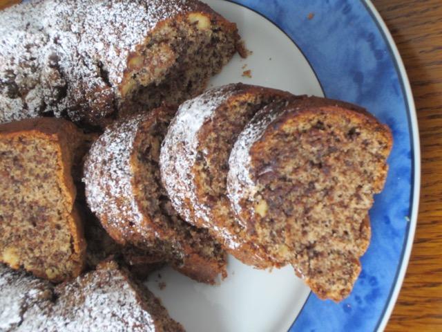 MoIst Chocolate and Walnut Cake myfavouritepastime.com