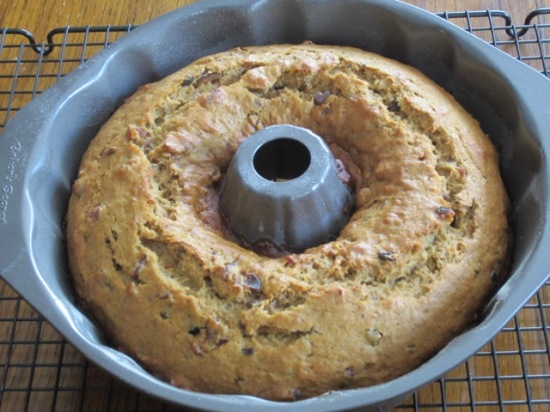 Boiled Date Cake myfavouritepastime.com