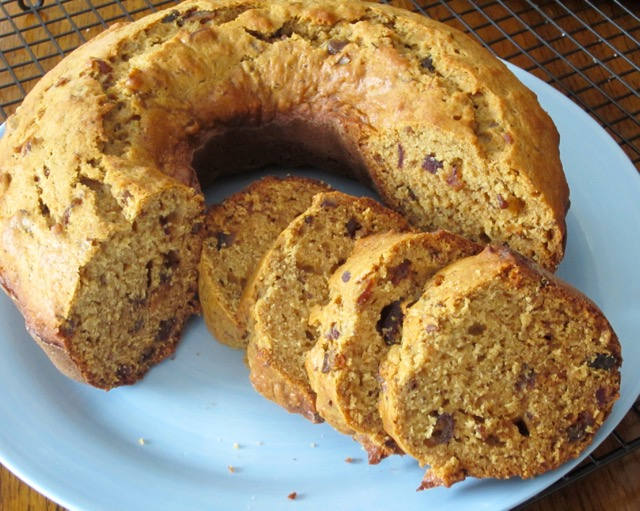 Boiled Date Cake myfavouritepastime.com