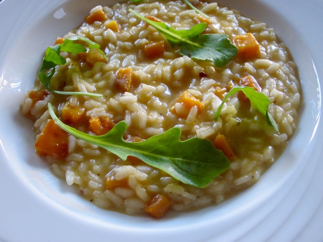 Butternut Squash Risotto myfavouritepastime.com