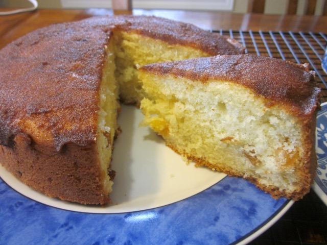 Cinnamon Raisin Butter Cake myfavouritepastime.com