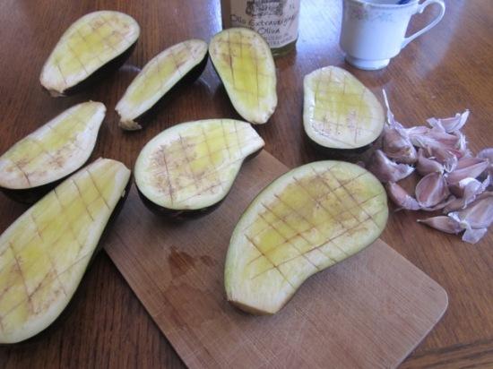 Eggplant and Capsicum Dip myfavouritepastime.com