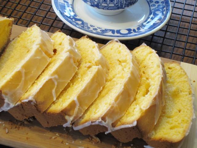 Lemon Bread myfavouritepastime.com