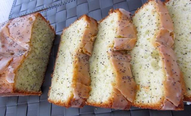 Lemon, Lime and Poppy Seed Cake myfavouritepastime.com