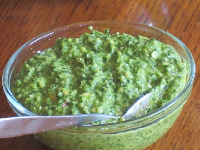 Baby Spinach Cashew and Parmesan Dip myfavouritepastime.com
