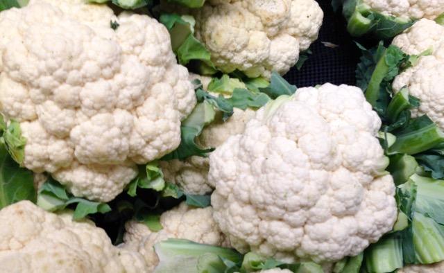Cauliflower myfavouritepastime.com