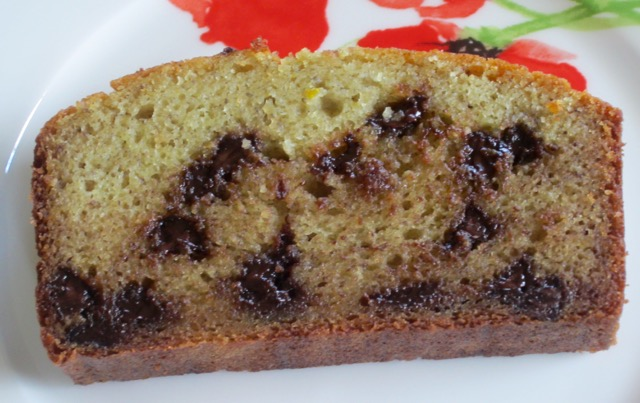 Chocolate Orange Banana Bread myfavouritepastime.com