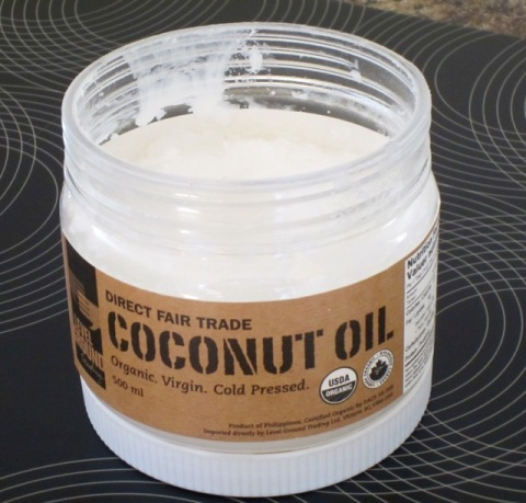 Coconut Oil myfavouritepastime.com