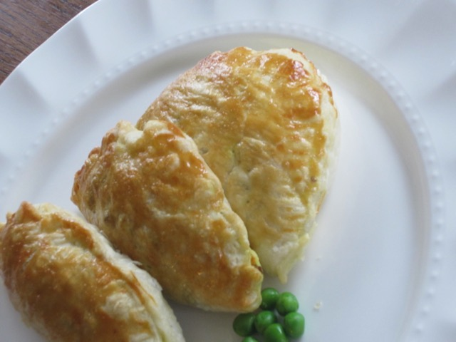 Spicy Chicken Pasties myfavouritepastime.com