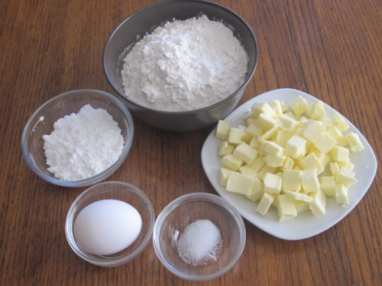 Sweet Shortcrust Pastry myfavouritepastime.com