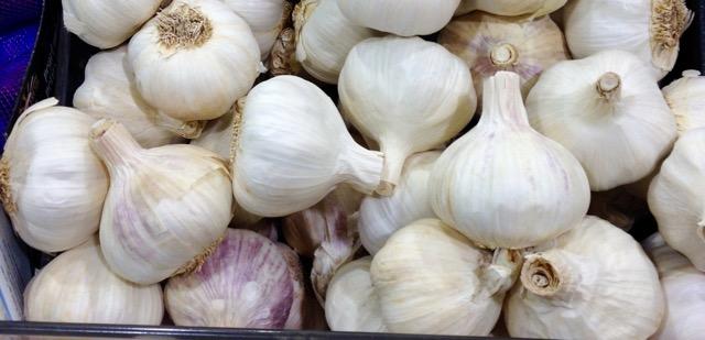 Garlic myfavouritepastime.com