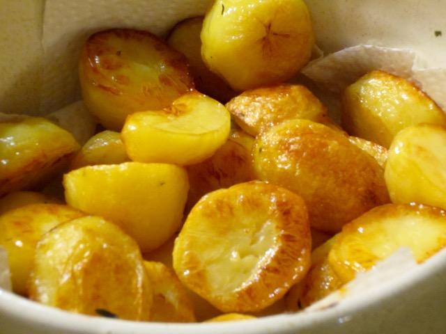 The Perfect Roast Potatoes myfavouritepastime.com