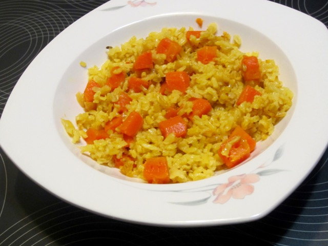 how to cook brown rice with coconut milk