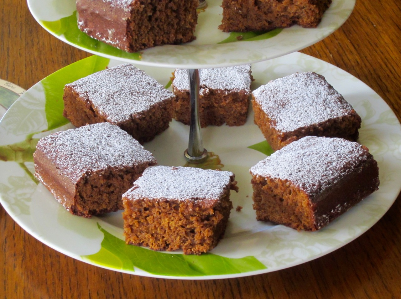 Gingerbread Squares – My Favourite Pastime