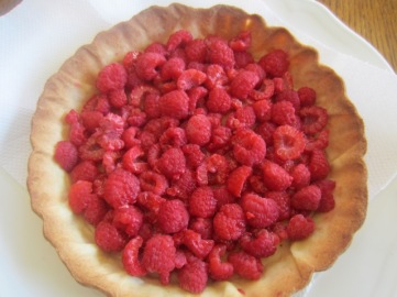 Michel Roux's Chocolate Strawberry Tart myfavouritepastime.com