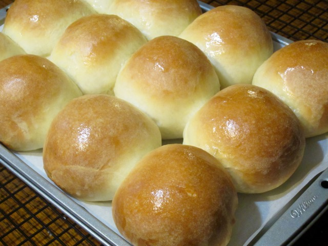 easy dinner rolls my favourite pastime