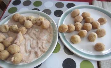 Sugar 'n' Spice Cookies myfavouritepastime.com