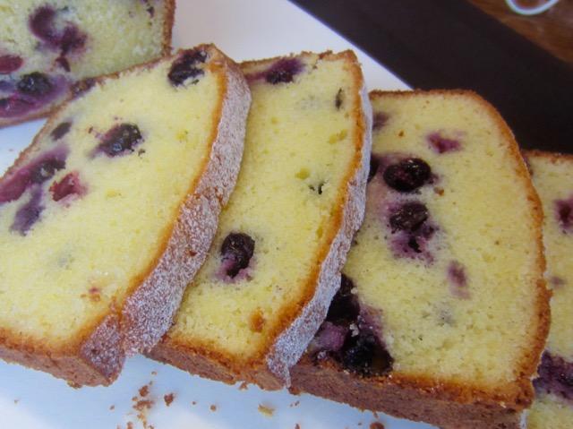 Blueberry Sour Cream Pound Cake My Favourite Pastime