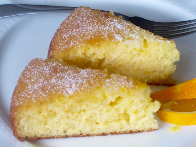 Recipe Of Cake With Fruit Juice And Yoghurt