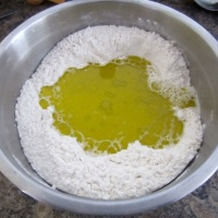 Richard Bertinet's Olive Oil Dough