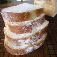 Richard Bertinet's White Bread