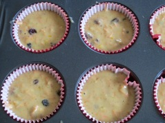 Carrot Walnut Muffins with Currants myfavouritepastime.com
